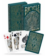 2 Decks Bicycle Aureo Renaissance Standard Poker Playing Cards Brand New... - $10.29