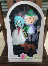 NWT Disney Parks Haunted Mansion Limited Release Keeper Bride Dog Plush ... - $59.35
