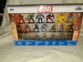 "Jada Toys Nano METALFIG Marvel 20 Pack Wave 3 1.65"" Die-Cast Collectible Figures - $39.76"