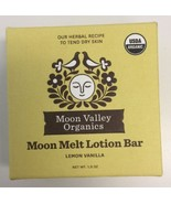 (New) Moon Melt Lotion Bar Pack of 3 - $40.58