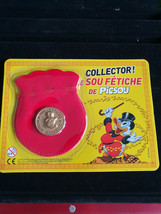 Extremely Rare! Disney Scrooge McDuck One Picsou Brass Magazine Coin in ... - $99.00