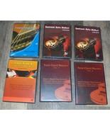 Dan Denley Guitar DVD Instruction LOT of 6 Solos Lead Guitar Chord Maste... - $54.01