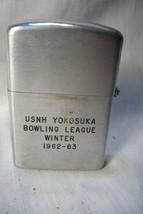 Penquin Lighter USNH Yokosuka  1962 image 2