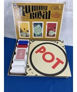 Vintage Rummy Royal Game - $10.88