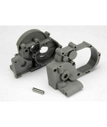 Traxxas Part 3691A Gearbox Halves L&R Grey Idler Rustler  - New In Packa... - $4.95