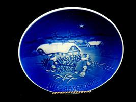 """Bing & Grondahl 6"""" Christmas Plate,""""The Christmas Tree"""" ,1982 #10/9/2 - $14.65"""