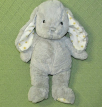 "14"" CLOUD B BUNNY Grey Rabbit Plush Stuffed Animal STARS Dreamy Hugginz ... - $18.70"