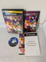 F-Zero GX Nintendo GameCube, 2003 PLayers Choice Complete in Case  - $70.11