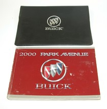 2000 Buick Park Avenue Factory Owners Manual Portfolio - $15.79