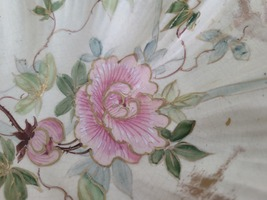 c.1877-83 Thomas Forester Majolica Handpainted Bowl image 2