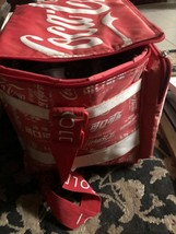 Vintage Coca Cola lunchbox bag. - $74.25