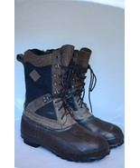 Red Ball Boundary Men's Brown Winter Duck Hunting Boots Removable Liner ... - $59.40
