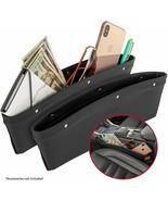 2 in 1 Car Seat Gap Organizer | Universal Fit | Storage Pockets Adjust 2... - $11.25