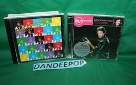 2 Rick Springfield 100 Years Of Music Calling All Girls Greatest Hits Music Cd's - $24.74