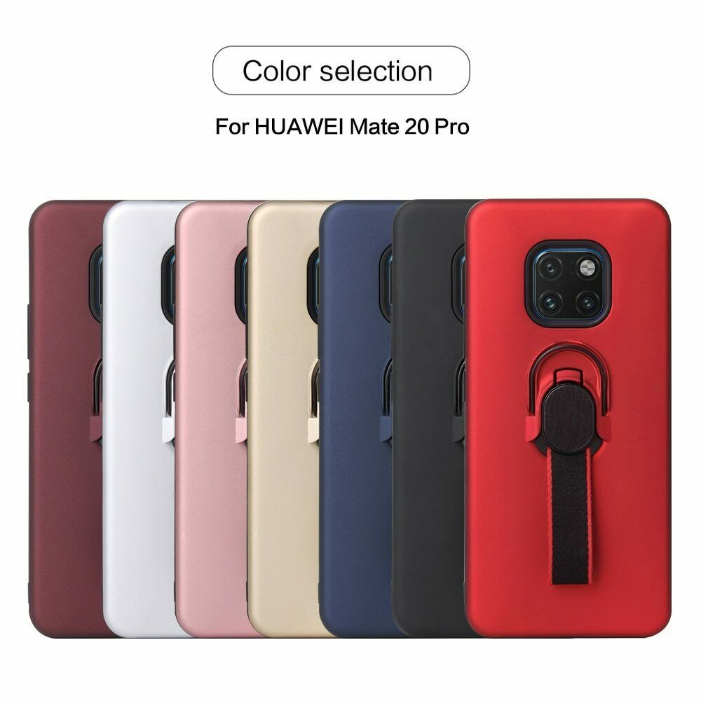 Multifunction Bracket Case Huawei P30 P20 Pro Mate 20 10 Lite Holder Honor 8X 7A