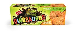 Lotus | Dinosaurus Original Cookies | 4.12 Ounce 12 Count | 4 Two-Packs ... - $30.41