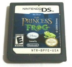 The Princess and the Frog Nintendo DS, 2009 Game only No Case - $5.91