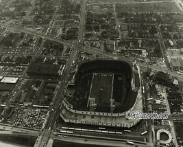 NFL 1960's Aerial View Tiger Stadium Home of Detroit Lions 8 X 10 Photo ... - $4.99