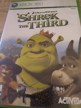 MicroSoft XBox 360 Shrek The Third image 1