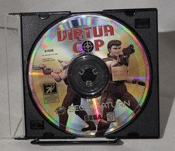Virtua Cop Sega Saturn Disc Only Not For Resale NFR - $9.74