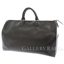 LOUIS VUITTON Speedy 40 Epi Leather Noir Handbag M42987 France Authentic 5479948 - $473.35