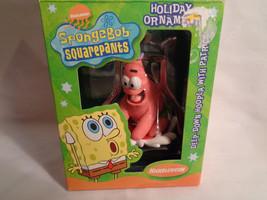 2004 American Greetings Nickelodeon SpongeBob Patrick Christmas Holiday ... - $7.67
