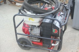 CP CHICAGO PNEUMATIC HONDA GAS POWERED HYDRAULIC PUMP PAC P13 WITH HOSES - $2,889.00