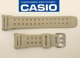 CASIO G-SHOCK ORIGINAL MUDMAN WATCH BAND  Tan G-9000 G-9000-8V G-9000-8J  - $29.45