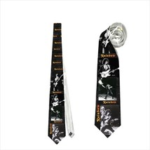 necktie tie ritchie master guitar player guitarist hard rainbow rock metal - $22.00