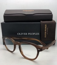 Oliver Peoples Eyeglasses Sheldrake Ov 5036 1579 49-22 Semi Matte Raintree Frame - $339.95