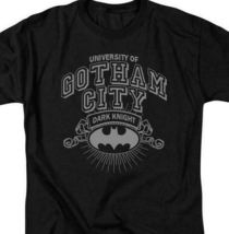 Batman t-shirt Dark Knight University of Gotham City hero graphic tee BM1940 image 3
