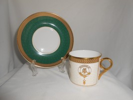 Minton Coffee Cup & Saucer Backstamp Collection 2004 - $23.75