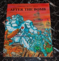 TMNT RPG: After the Bomb RPG Palladium Books - $14.99