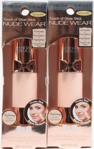 2 Physicians Formula 6401 Nude Glow 4 In 1 Touch Of Glow Skin Perfecting... - $28.99