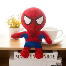 25cm Marvel Avengers 4 Superhero all staff Plush toy Dolls Captain Ameri... - $10.99