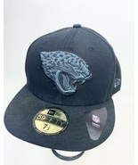 Jacksonville Jaguars New Era 59Fifty 7 1/2 Fitted Hat  - $12.86