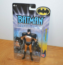 "DC Comics BATMAN Action Figure MOC 4.5"" Tall 2009 Orange Suit Animated - $10.04"