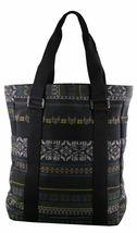 Bench Lexie-B Femmes Shopping Sac 40 CM Noir Imprimé Aztèque 14x15x4 Sac image 3