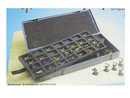 Chessex Figure Storage Boxes: Role Playing Games RPGs - Large Figure Sto... - $25.39