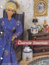 Chairside Essentials, Annie's Fashion Doll Plastic Canvas Pattern Club F... - $1.95