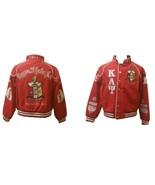 Kappa Alpha Psi Fraternity Race Jacket NUPE KAPPA RACE Jacket PHI NU PI - $115.00