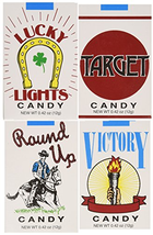 Candy Cigarettes: 24 Count - $11.75