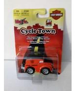 Maisto Harley-Davidson Cycle Town Service Heavy Haulin Van Truck Orange  - $8.90