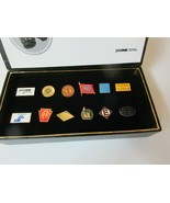 Norfolk Southern Railroad , 1999 , 12 Pins , Vintage , Collectible - $44.55