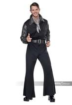 California Kostüme Auffällige 70s Disco Overall Adult Halloween Kostüm 5... - $52.15