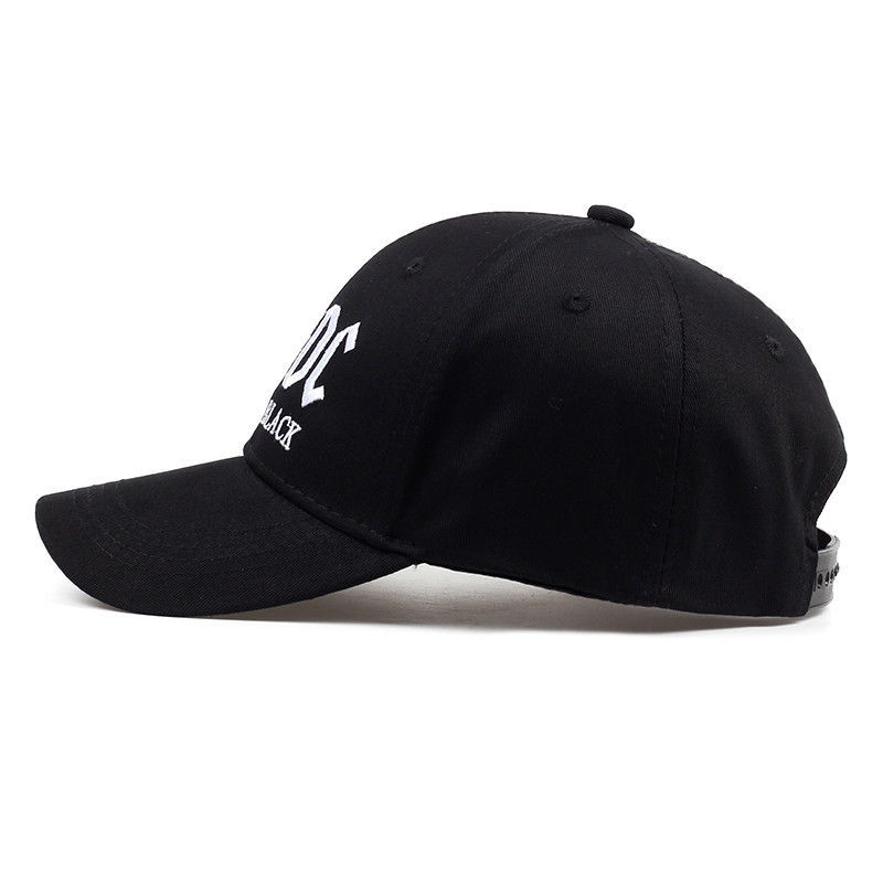 c004ef550a2 Ac Dc Band Baseball Cap Rock Hip Hop Cap Men Acdc Snapback Hat Embroidery  Letter