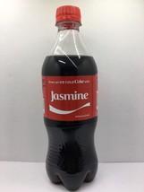 Jasmine Share A Coke Personalized 20 oz Coca-Cola Pop Soda Bottle - $6.25