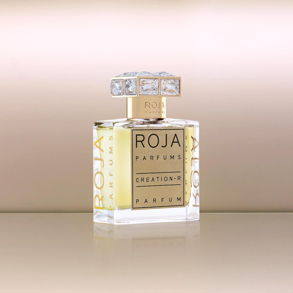 CREATION R by ROJA DOVE 5ml Travel Spray RISQUE Perfume Litsea Cubeba Hyacinth