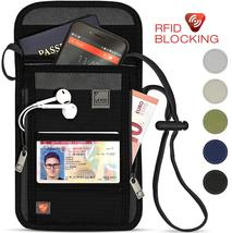 RFID Passport Holder, Leather RFID Blocking-Travel, Luggage, Money,Walle... - $19.95+