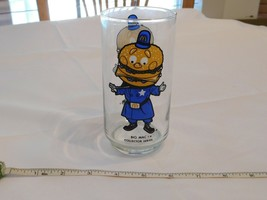 Big Mac Collector Series Juice Soda Glass very good condition Pre-owned - $16.03